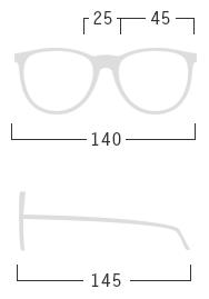 Collection Écorce - Optiques Jean - Caractéristiques