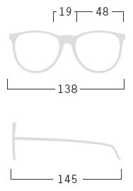 Collection Écorce - Optiques Marius - Caractéristiques