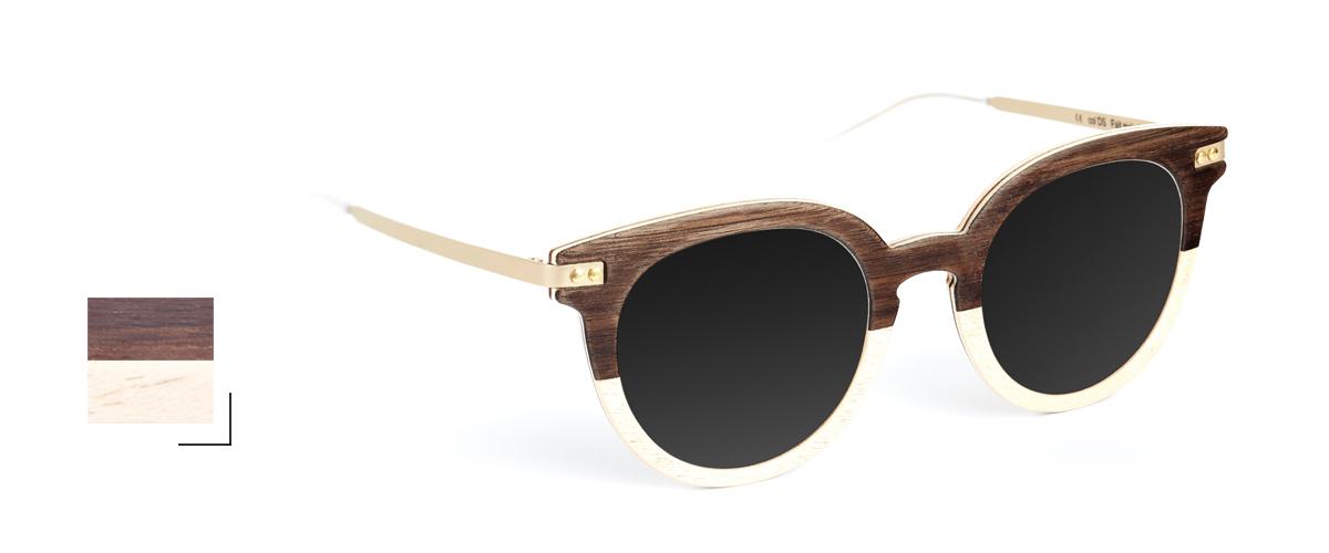 Collection Écorce - Optiques Elise