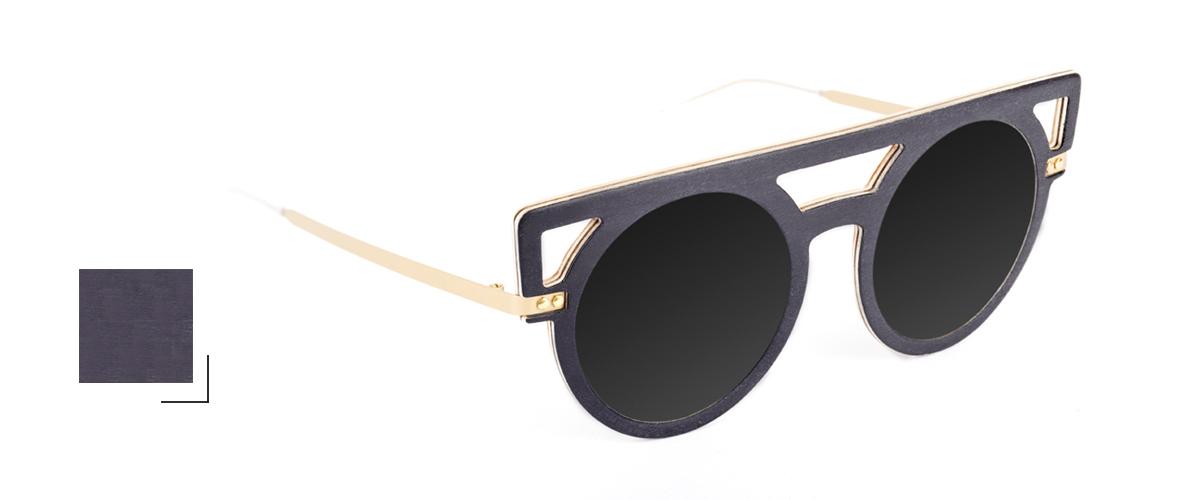 Collection Écorce - Optiques Zoé