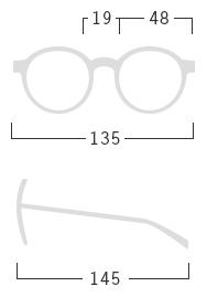 cCollection méla - Optiques manon - Caractéristiques