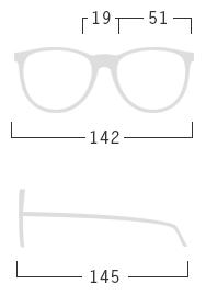Collection Écorce - Optiques Victor - Caractéristiques