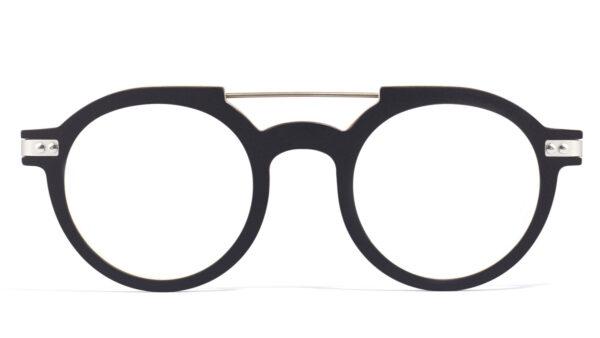 lunettes-méla-noir-hugo-face