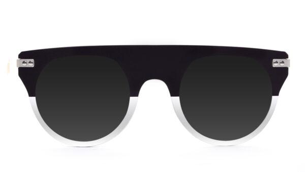lunettes-solaires-hugo-mela-noir-miroirargent9-face